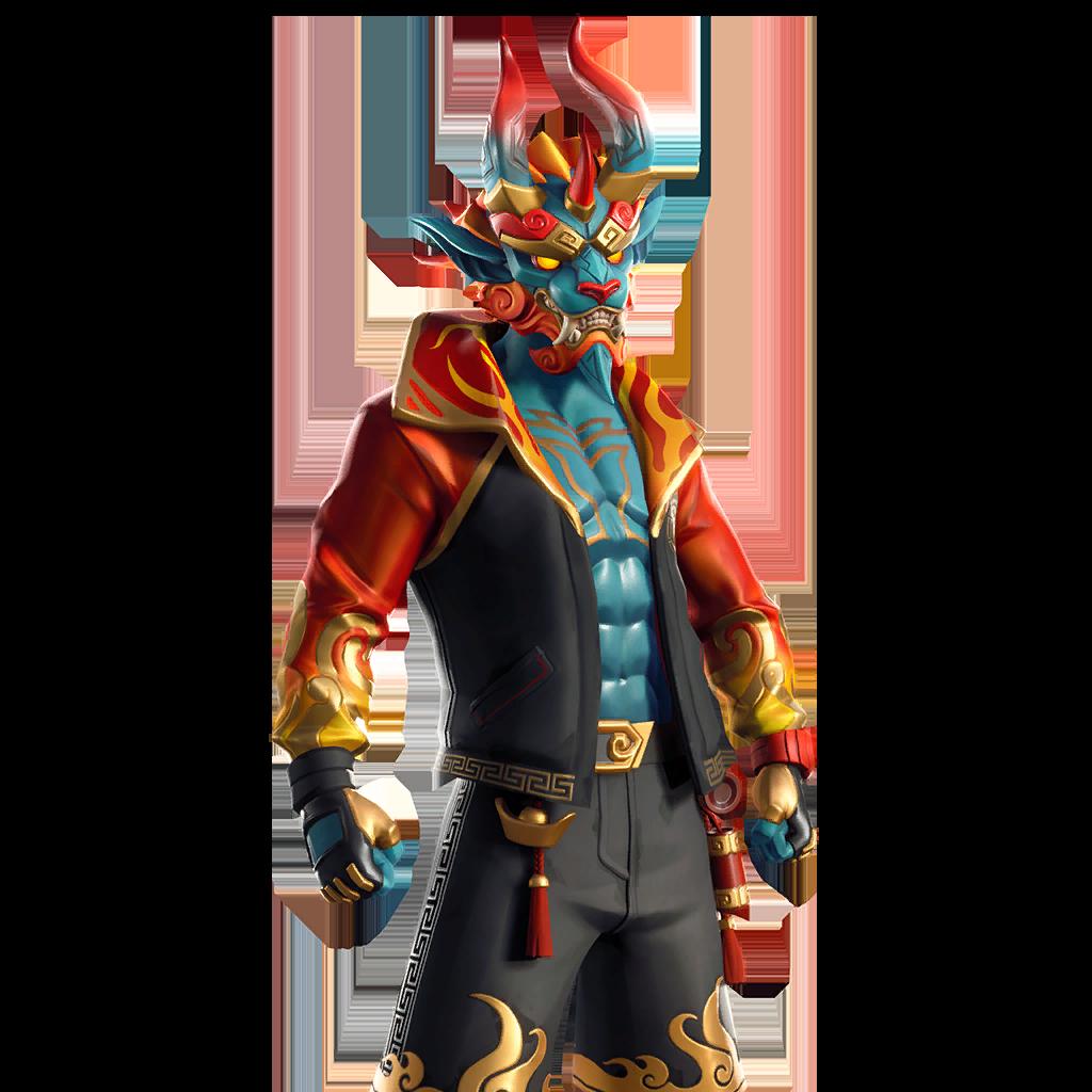 Firewalker - Лунный дракон (Firewalker)
