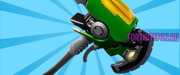 Emerald Smasher main - Счастливый топор (Emerald Smasher)