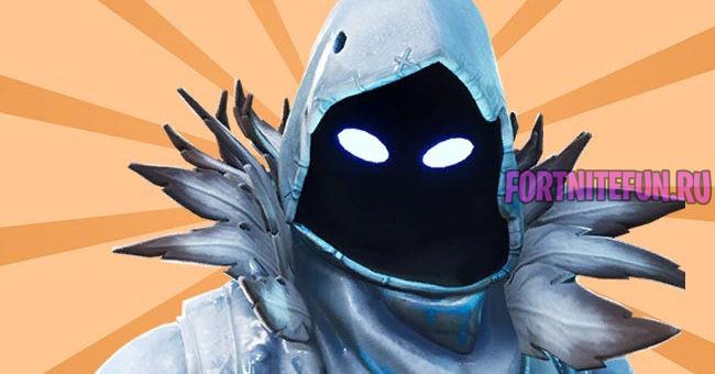 Frozen Raven