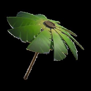 зонтик пальма