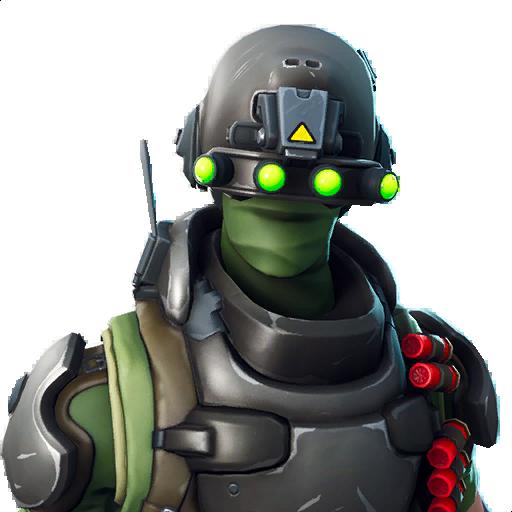 Tech Ops icon - Зелёный Визор (Tech Ops)