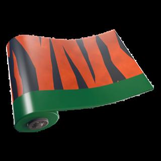 обёртка Tiger Stripes