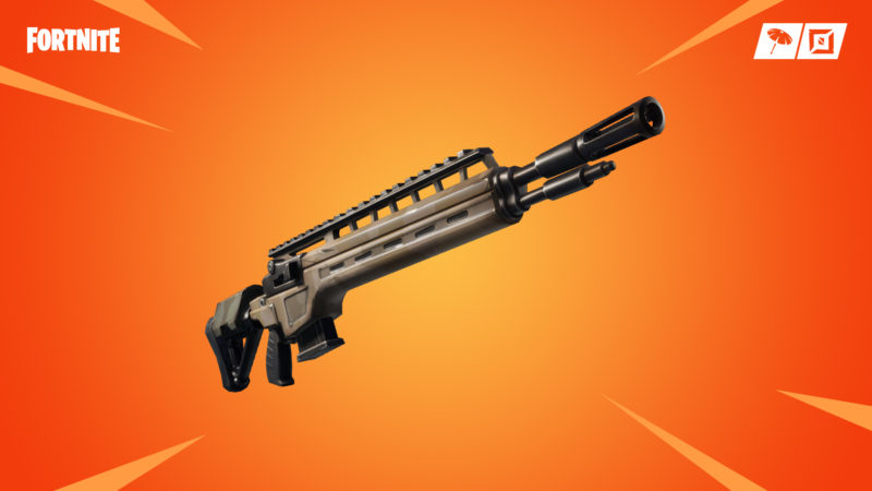 винтовка 800x450 - Описание обновления 8.40 для фортнайт