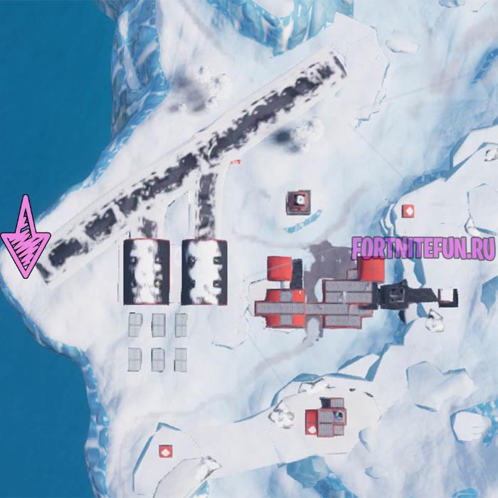 на карте сокровищ 1 - Испытания 8 недели 8 сезона — чит-карты и прохождение