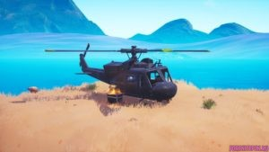 3 300x169 - Вертолёт фортнайт - все точки передвижения