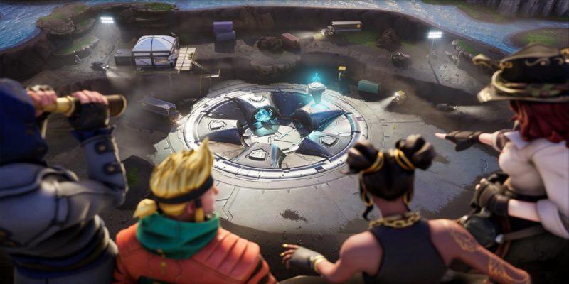 Fortnite Season 8 Discovery Challenge Week 10 Loading Screen Leaked 800x400 - Новые стили для Искры, Горгоны и Хранителя ключей