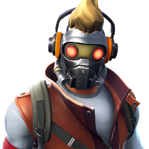 Star Lord Outfit icon - Экипировка Звёздный лорд (Star-Lord Outfit)