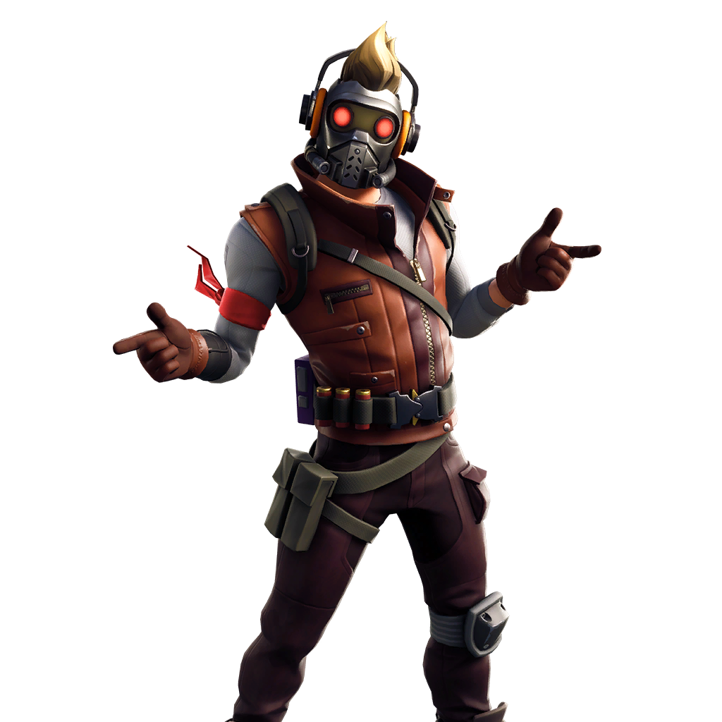 Star Lord Outfit - Экипировка Звёздный лорд (Star-Lord Outfit)