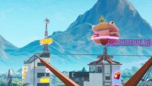 Бургер в Новых Башнях 300x169 - Испытания 4 недели 9 сезона — чит-карты и прохождение