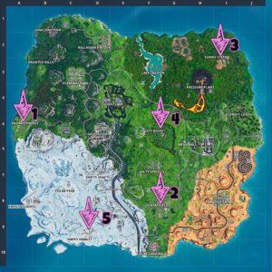 посещений локаций 2 неделя 9 сезон 300x300 - Испытания 2 недели 9 сезона — чит-карты и прохождение