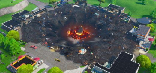 """точка 520x245 - Событие """"Хранилище"""" - возвращение Томпсона и извержение вулкана"""