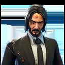 T Variant M AssassinSuit Damaged - Новый скин Джона Уика и его женская версия появятся в магазине предметов