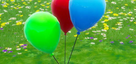520x245 - Лопайте украшения из шаров на вечеринке - 14 дней лета