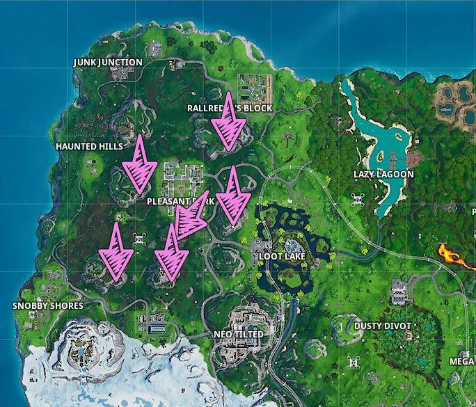 ветряных турбин - Испытания 5 недели 9 сезона — чит-карты и прохождение