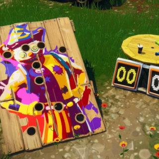320x320 - Наберите не менее 10 очков на стенде клоунов - 14 дней лета