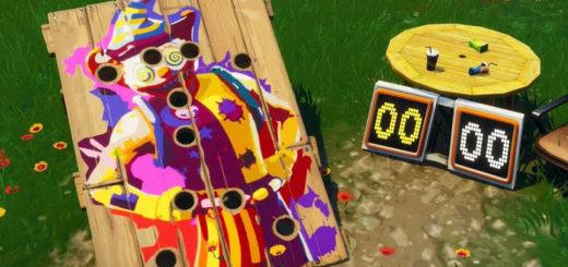 520x245 - Наберите не менее 10 очков на стенде клоунов - 14 дней лета