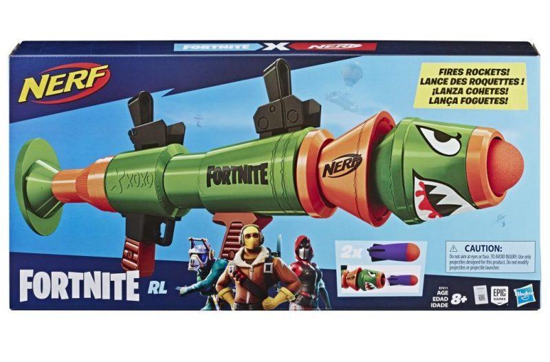 NERF FORTNITE RL Blaster e1561457813588 800x526 - Фортнайт подписали многолетний контракт с Hasbro
