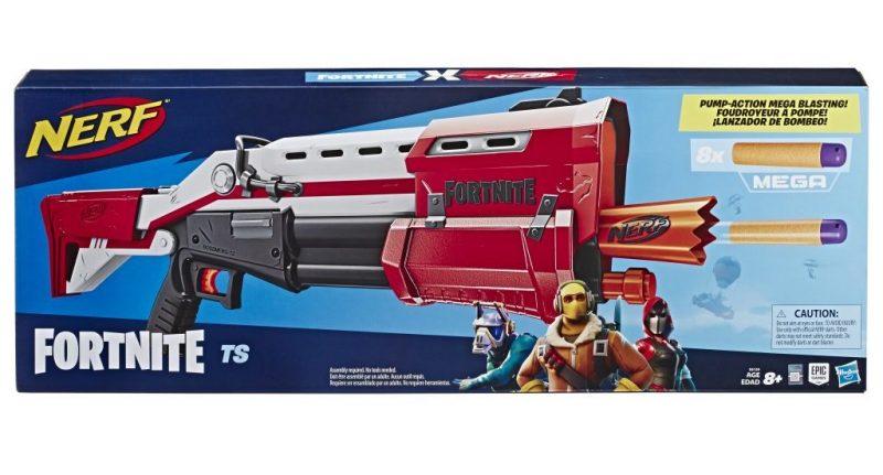 Nerf Fortnite TS 1 Blaster 1 e1561456466155 800x431 - Фортнайт подписали многолетний контракт с Hasbro