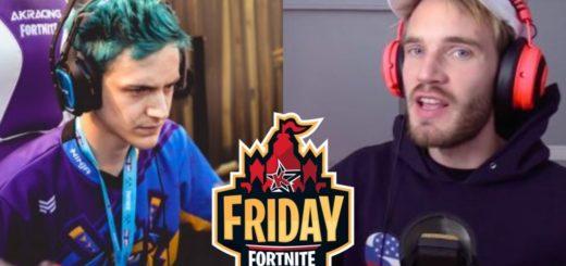 Ninja и PewDiePie