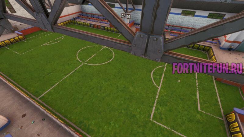800x450 - Забейте гол на футбольном поле в помещении - бонусные испытания 9 сезона