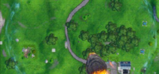 Метеорит начнет двигаться!
