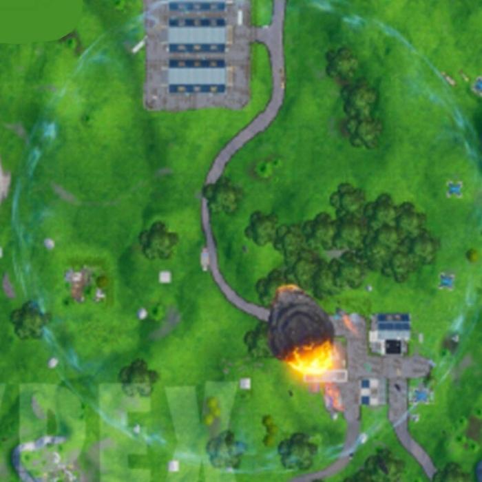 1 3 - Метеорит начнет двигаться!
