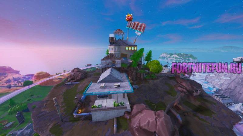 Fortnite Screenshot 2019.09.0в3 15.08 800x450 - Парящий остров и Куб снова в Фортнайт!