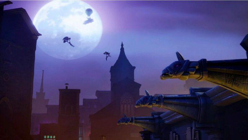cropped Fortnite x Batman event leaked 1021x580 800x454 - Фортнайт и Бэтмен - слив события и косметических предметов