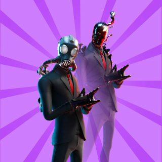 Chaos Agent 320x320 - Все скины Fortnite