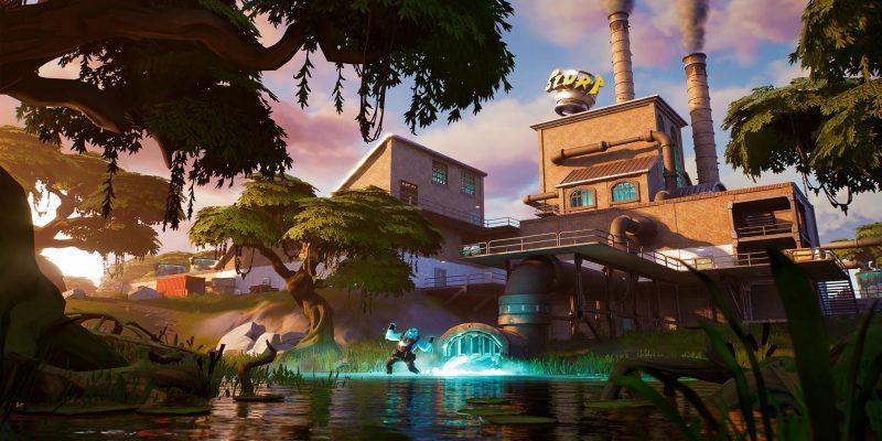 """Fortnite Chapter 2 Season 1 Loading Screen Leaked 1 1 800x400 - Испытания """"Нектарная мастерская"""" - чит-карты и прохождение"""