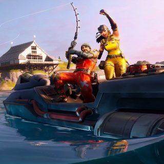 """Fortnite Chapter 2 Season 1 Loading Screen Leaked 2 1 320x320 - Испытания """"Большая вода"""" - чит-карты и прохождение"""