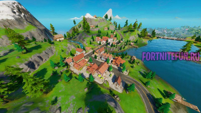 Fortnite Screenввshot 2019.10.18 01.06.33 800x450 - Горный Городок (Misty Meadows)