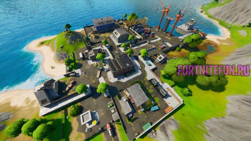 Fortnite Screenshot 2019.10.18 05.18.02.42 800x450 - Дрянной док (Dirty docks)