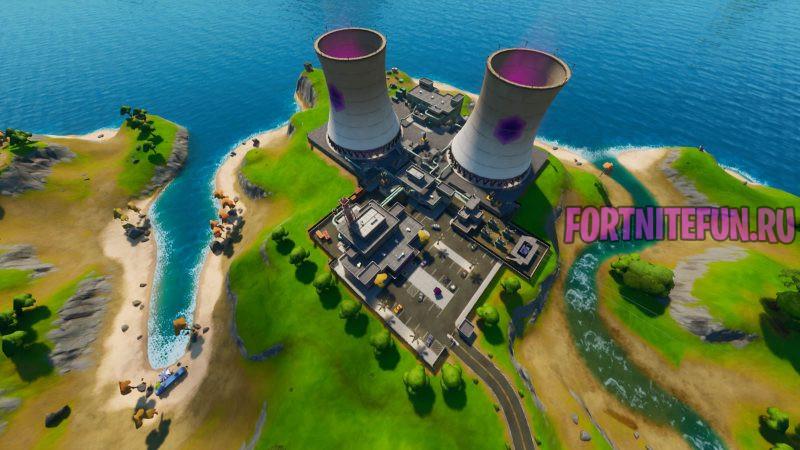 Fortnite Screenshot 2019.10.18 05.50.55.64 800x450 - Гигантские градирни (Steamy stacks)