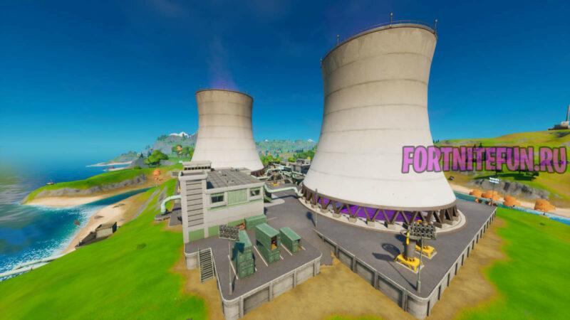 Fortnite Screenshot 2019.10.18 05.51.25.98 800x450 - Гигантские градирни (Steamy stacks)
