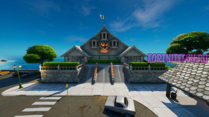 Fortnite Screenshot 2019.10.18 05.53.50.42 800x450 - Пляжный поселок (Craggy cliffs)