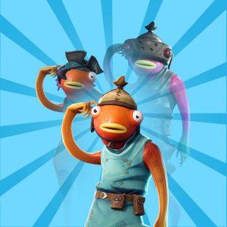 fishstick 320x320 - Все скины Fortnite