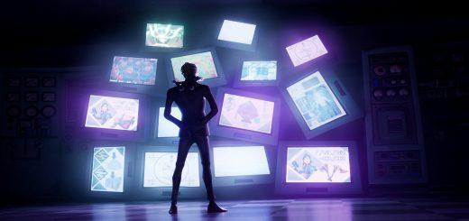 Экран нарастающий хаос