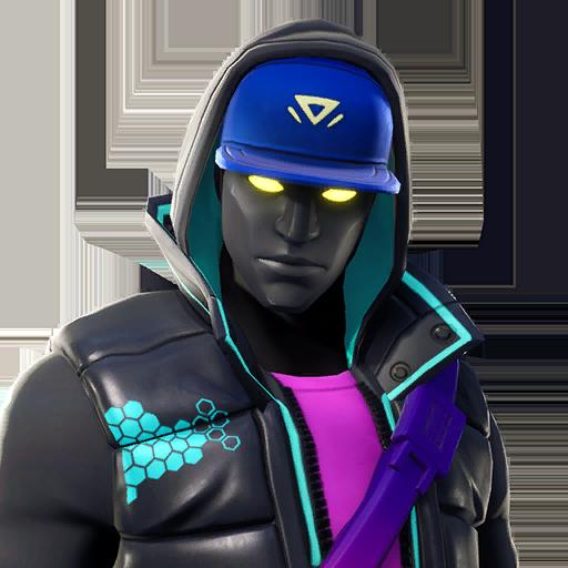 Cryptic icon - Мрак (Cryptic)