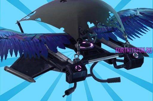 Feathered Flyer 1 512x340 - Крылья тьмы (Feathered Flyer)