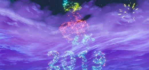 Fortnite New Years Event 1021x580 1 520x245 - В фортнайт ожидается новогодний ивент