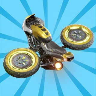 Stunt Cycle 320x320 - Циклолёт (Stunt Cycle)