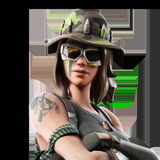 Swamp Stalker icon - Болотная разведчица (Swamp Stalker)