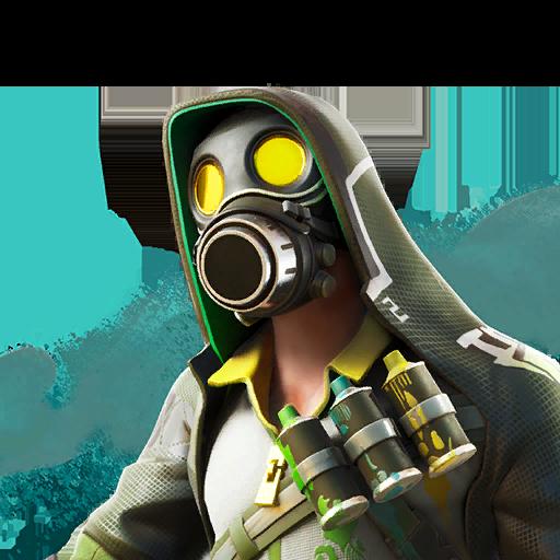 Toxic Tagger icon - Аэрозоль (Toxic Tagger)
