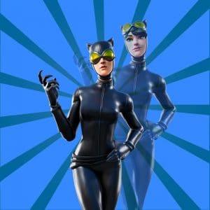 catwomancomic book outfit 300x300 - Классическая экипировка Женщины-кошки (Catwoman Comic Book Outfit)