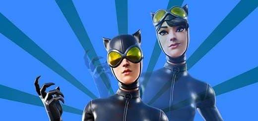 catwomancomic book outfit mini 520x245 - Классическая экипировка Женщины-кошки (Catwoman Comic Book Outfit)