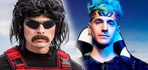 dr disrespect ninja mixer deal twitch 1183159 1280x0 1 520x245 - Лучшие из лучших - итоги фортнайт комьюнити на 2019 год