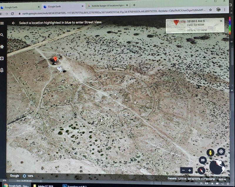 800x637 - Фортнайт в реальной жизни: на месте Дарр Бургера появилось хранилище