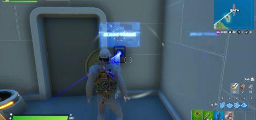 id сканер фортнайт 520x245 - Как быстро открыть сундук с ID сканером