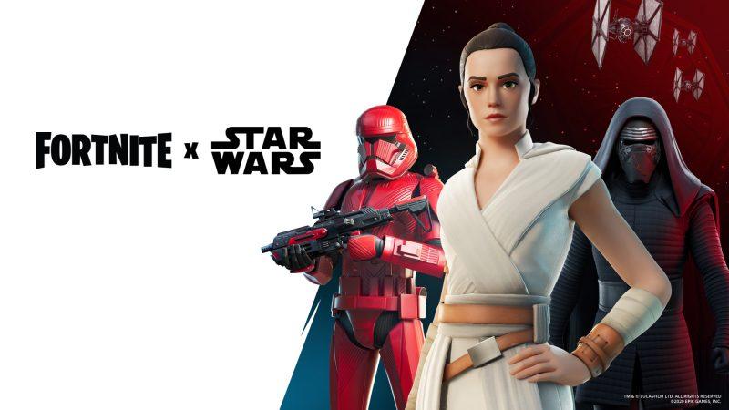 """Звездные войны и световой меч вернулись в игру 800x450 - Скины """"Звездные войны"""" и световой меч вернулись в игру / День Звездных войн в фортнайт"""